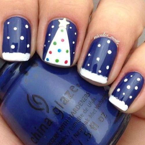 Diy christmas nail art 50 christmas nail designs you can do diy christmas nail art 50 christmas nail designs you can do yourself best nail art solutioingenieria Gallery