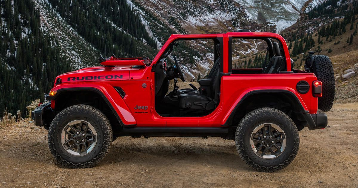 2018 Jeep Wrangler Fuel Economy Appears On Epa Site New Jeep Wrangler Classic Trucks Jeep Wrangler Unlimited