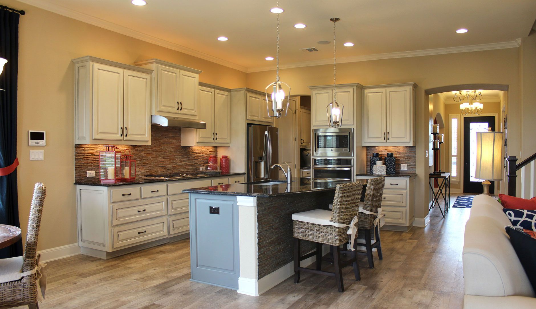 Kitchen Cabinet 2Burrows Cabinets At Travisso With Painted Amazing Ash Kitchen Cabinets Decorating Design