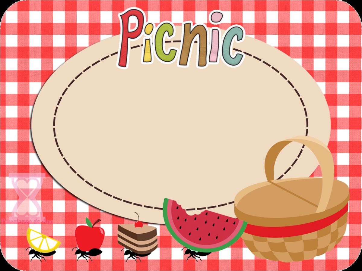 cartoon summer picnic invitation template royalty stock picnic invitation templates
