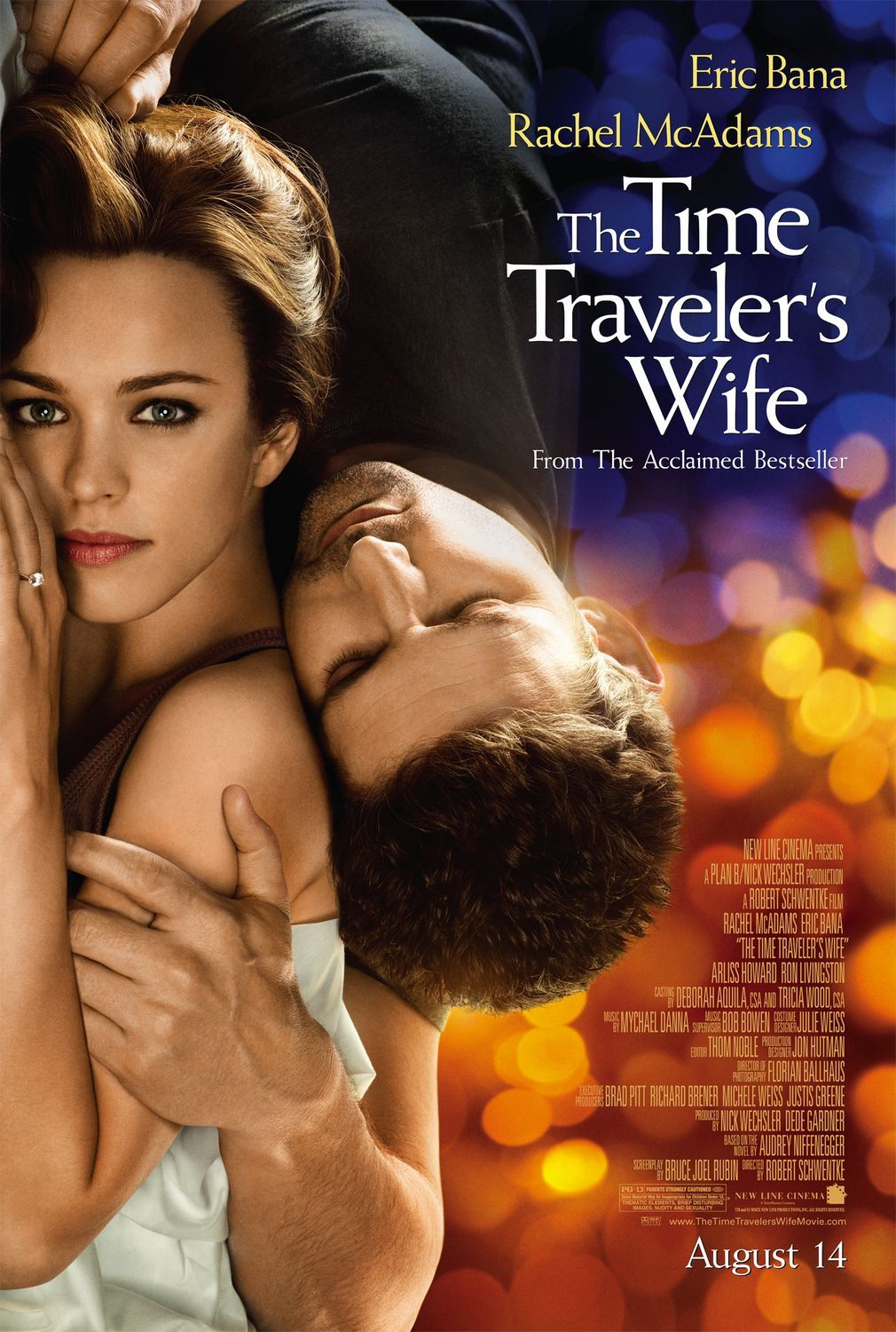 Rachel Mcadams Tattoo Wife Movies The Time Traveler S Wife