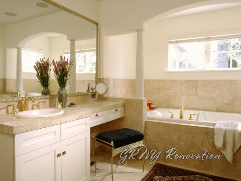 remodeling bathrooms - white - Google Search