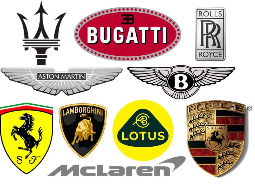 Super Car Logos Super Cars Car Logos Porsche