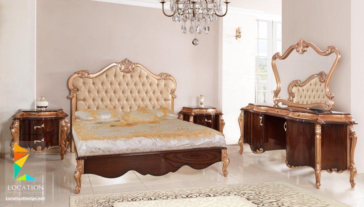 أحدث ديكورات غرف النوم للعرسان تتميز غرف نوم العرسان الحديثة بتصاميمها المميزة في الديكورات والأثاث جمعنا لكم ت Modern Bedroom Bedroom Design Bed Furniture