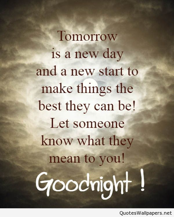 Superb Good Night Message Greeting With Photo · New DayWords ...