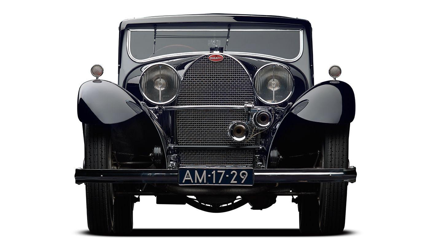 Bugatti Type 50 Superprofilée | Bugatti through the Ages: The Most ...