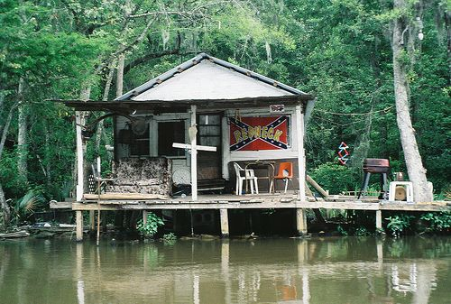 Louisiana Swamp House Www Dannykeatoncomedy Com With Images