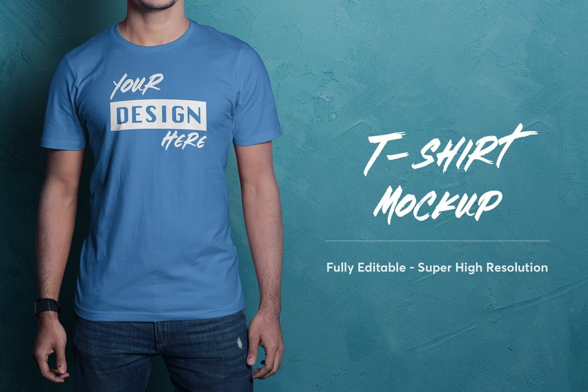 Download T Shirt Mockup 3 0 By Tunerpixel On Envato Elements Tshirt Mockup Shirt Mockup Mockup