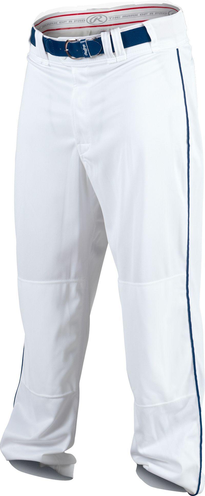 One Size Multi RAWLINGS Unisexs Baseball Clothing Pants