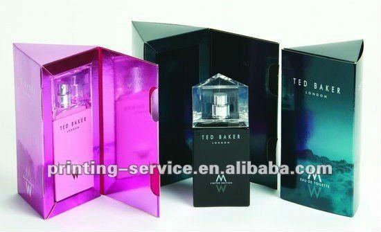 perfumes de lujo caja de embalaje de impresión - spanish.alibaba.com