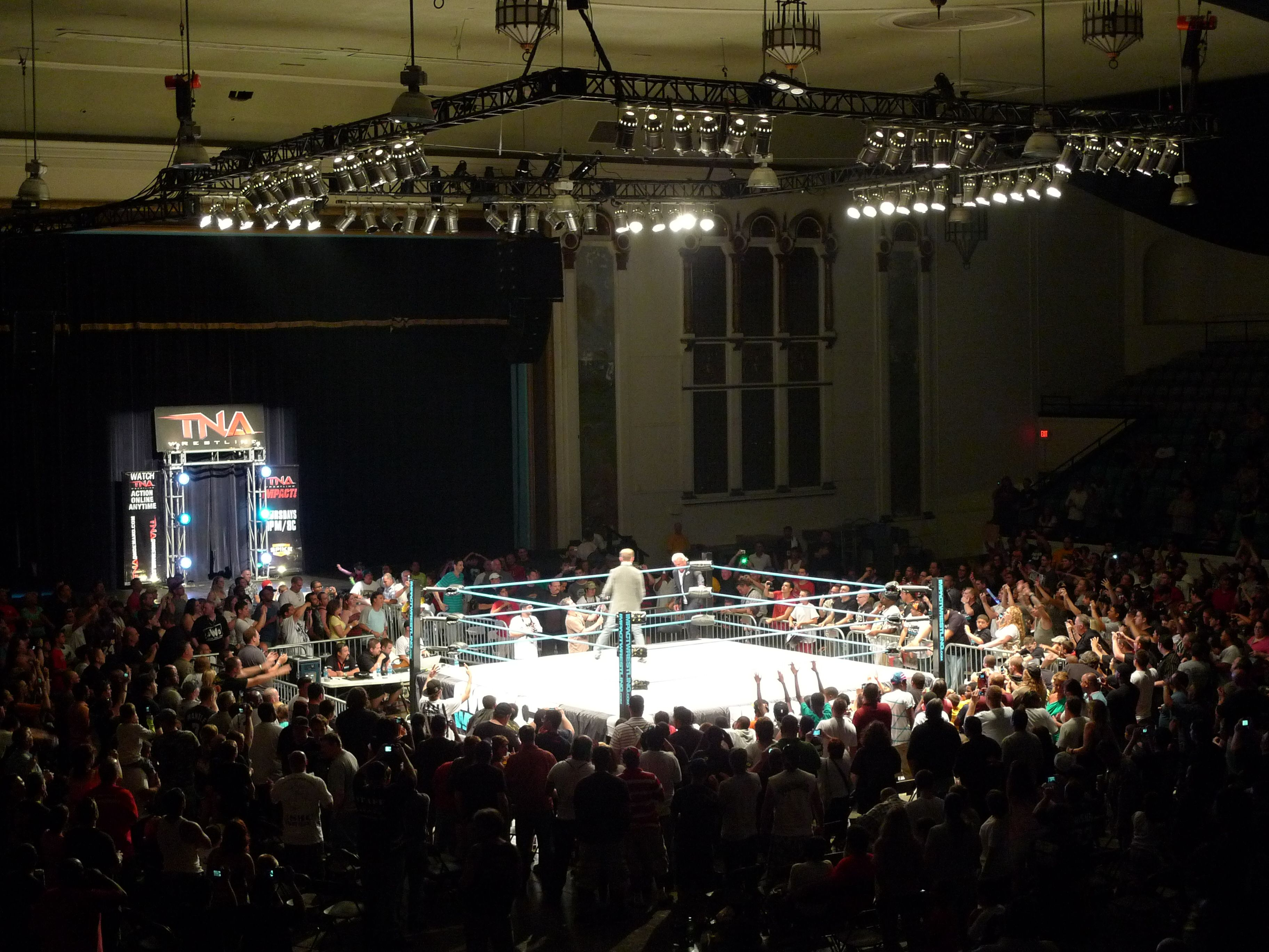 TNA Wrestling in Convention Hall in Asbury Park   Boardwalk Events ...