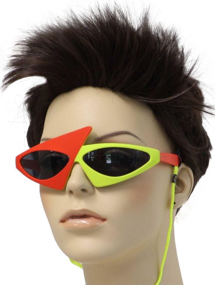 Weird Shaped Glasses 3