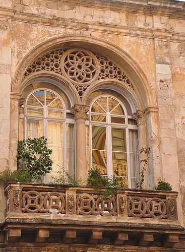 Lecce: balcone