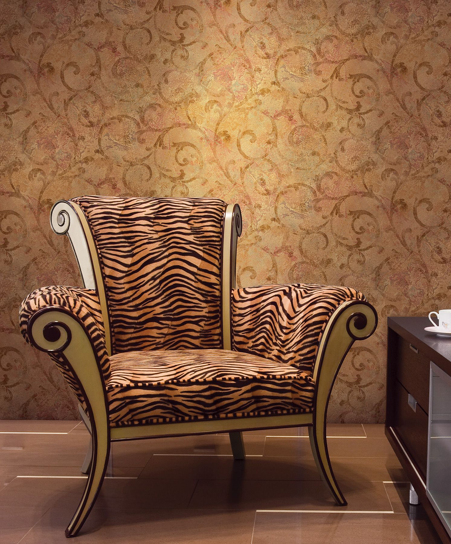 Fairwinds Damask Collection by James