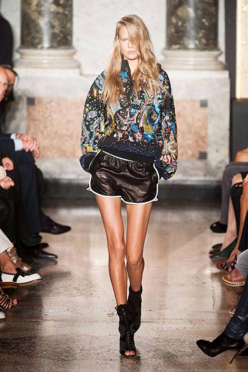 Emilio Pucci Spring 2014 Ready-to-Wear Runway - Emilio Pucci Ready-to-Wear Collection