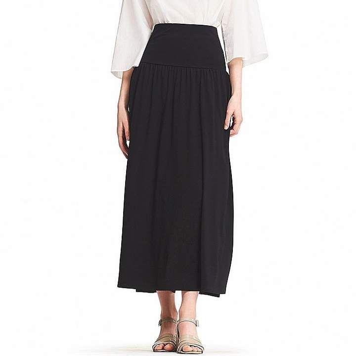 8c52451fc1 Women 2-way long skirt | Products | Skirts, Mini skirts, Women