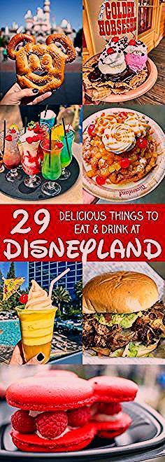 Photo of 29 More Delicious Things to Eat and Drink at Disneyland