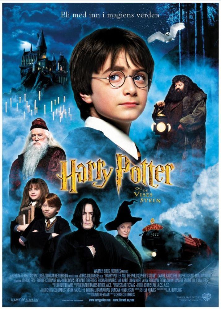 Harry potter l 39 ecole des sorciers affiches de films - Harry potter 8 et les portes du temps ...