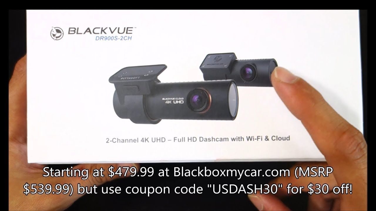 Blackvue DR900S-2CH 4K Review - Unboxing Setup Operation WiFi and