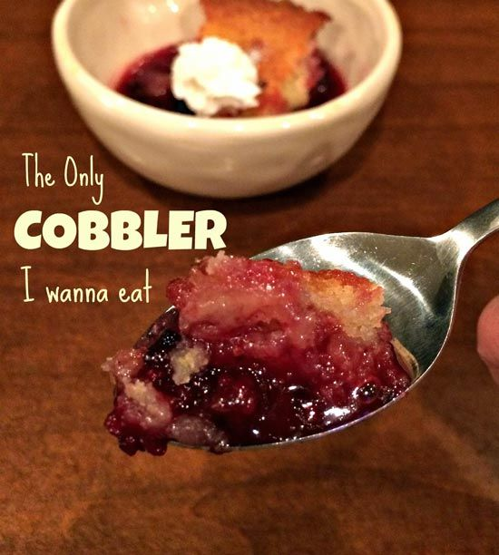 How to Make Perfect Blackberry Cobbler - The Farm Barbie Blog - GRIT Magazine