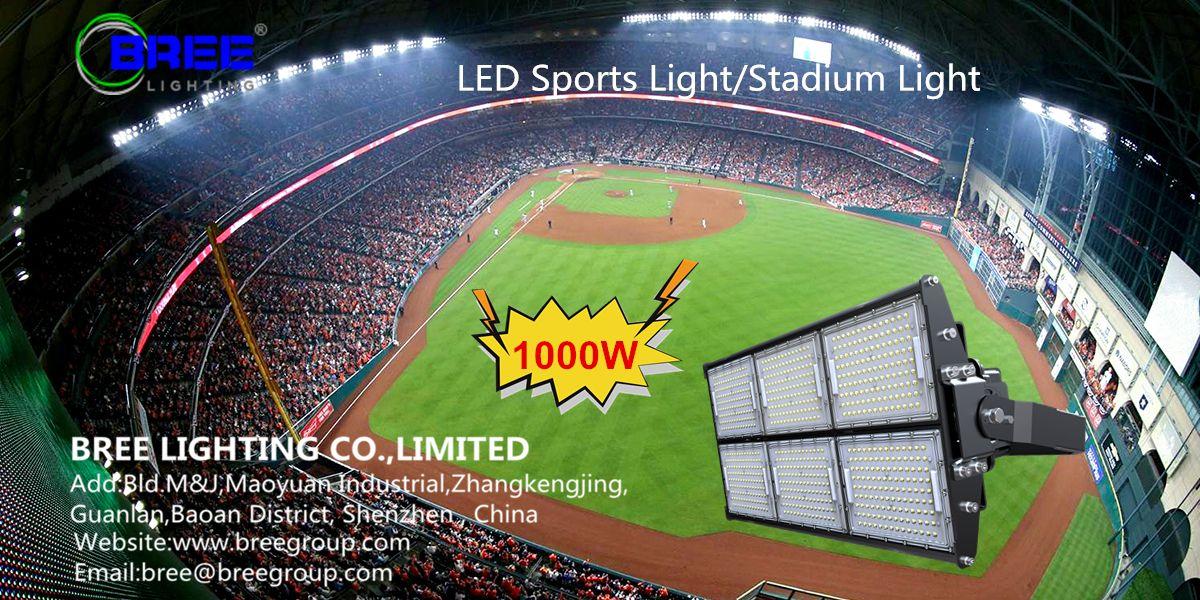 1000w Led Sports Lighting Led Outdoor Lighting Led Flood Lights Stadium Lighting