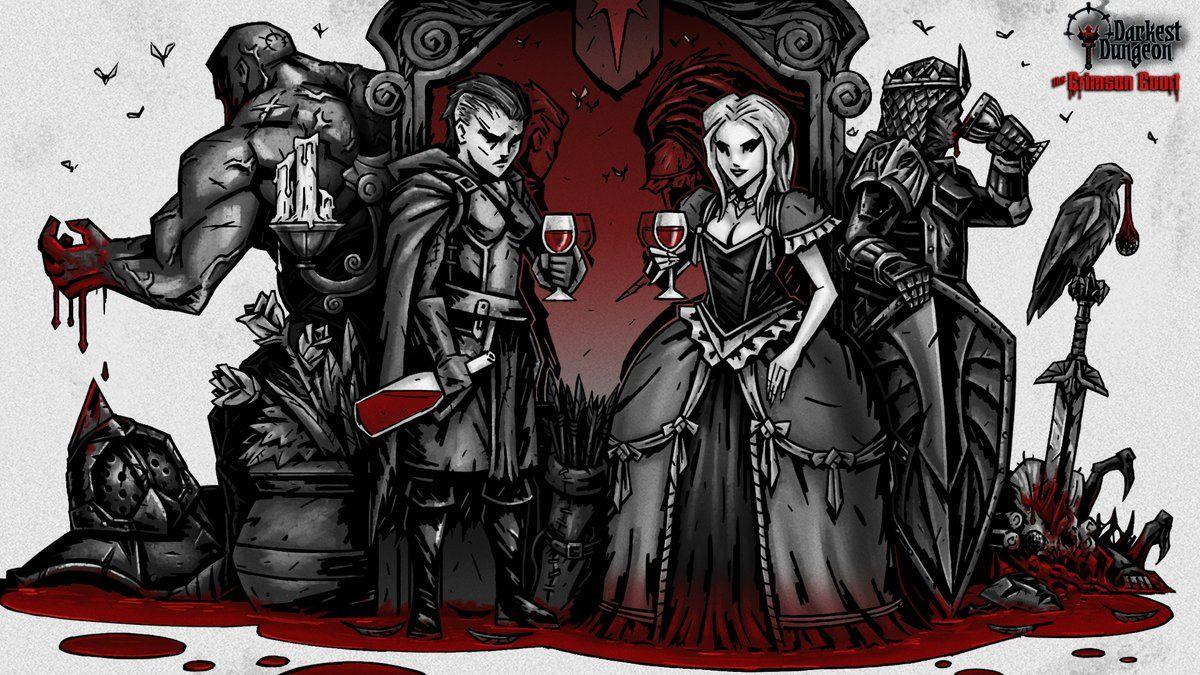 Pin By Kirill On Darkest Dungeon Darkest Dungeon Darkest Dungeon Art Dark Fantasy