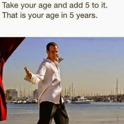 add 5yrs