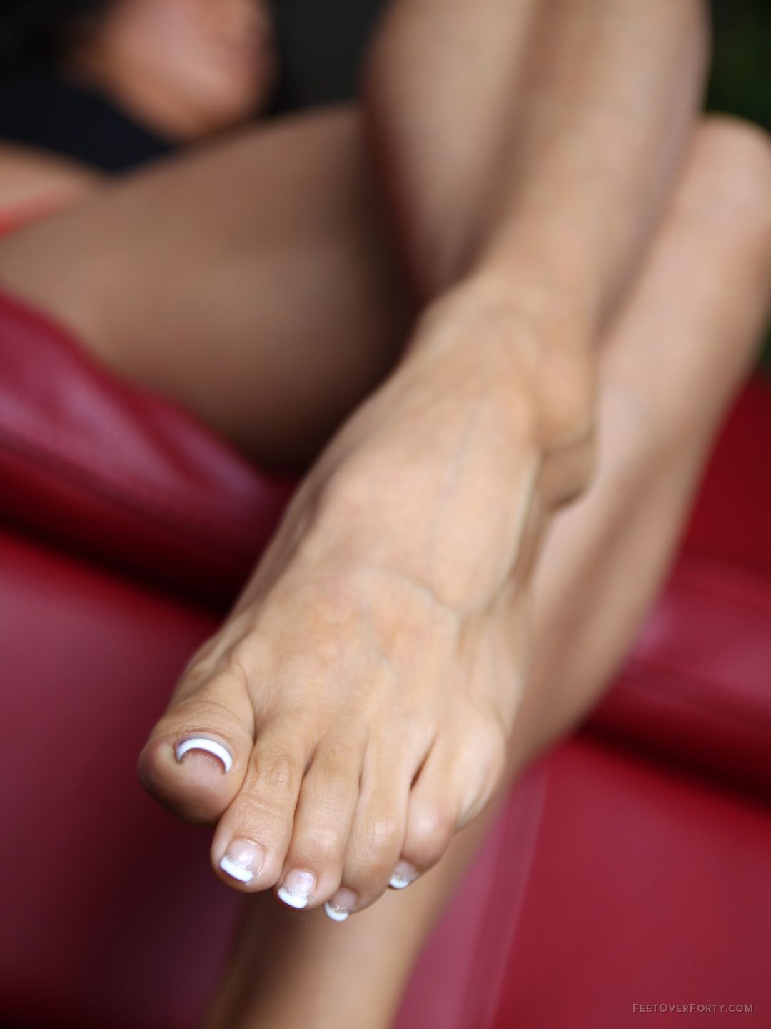 Mature foot play