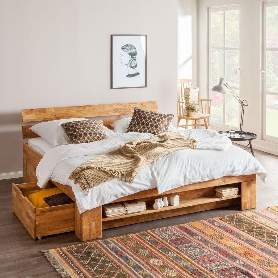 Massivholzbett Eoswood Dream House Pinterest Bedroom Wood
