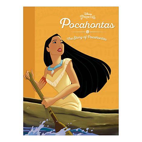 Pocahontas The Story Of Book