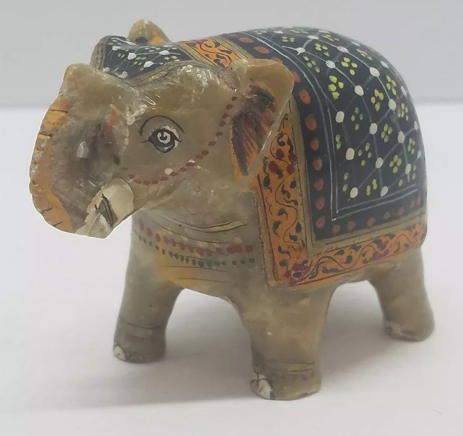 Asian marbled jade elephant accept. The