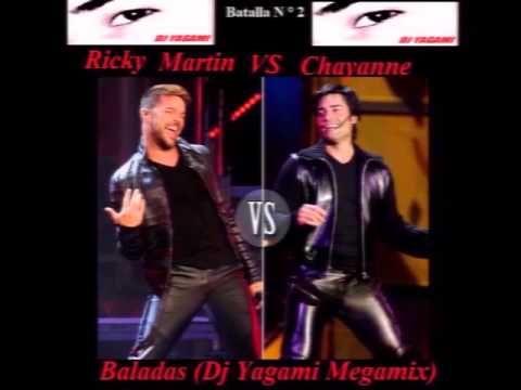 Chayanne Ricky Martin