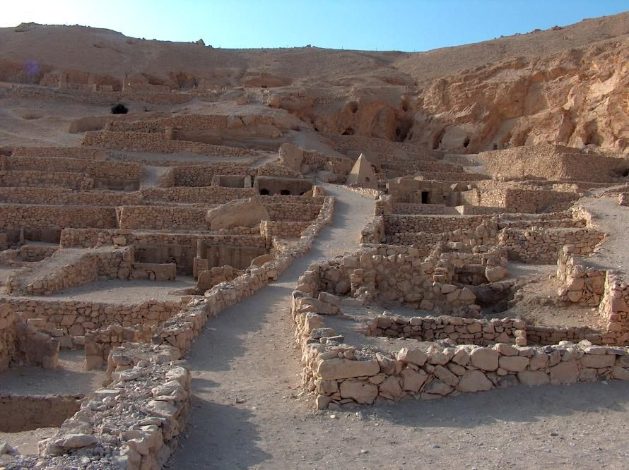 Ancient Egyptian Mud House Online Image Arcade