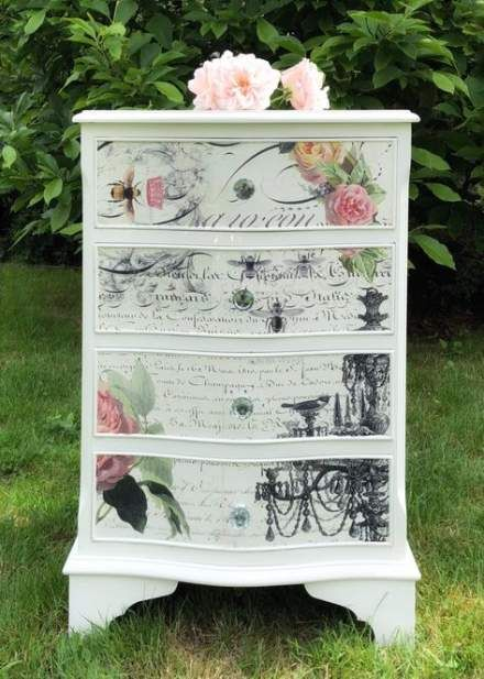32+ ideas diy furniture redo armoire shabby chic #redoingfurniture