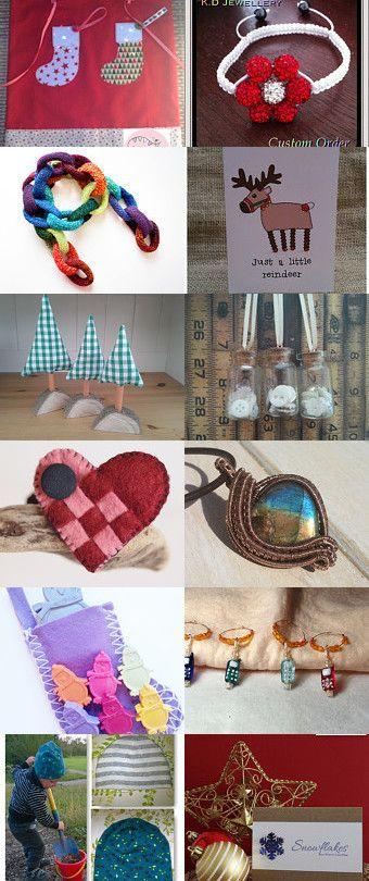Holidays are coming by cleverchic on Etsy--Pinned with TreasuryPin.com