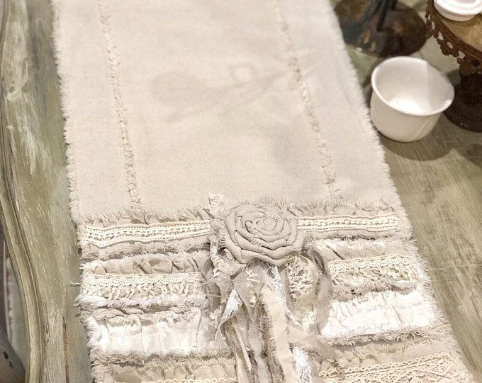 Custom Farmhouse Table Runner Or Dresser Runner Multi