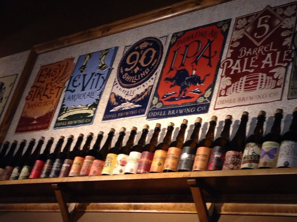 Such delicious beers! And awesome art to represent them.