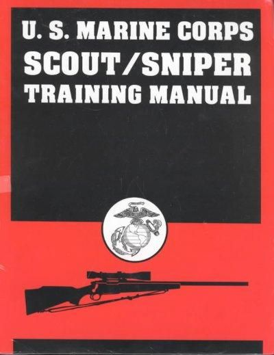 Us Marine Corps Scout\/Sniper Training Manual Save those thumbs - training manual