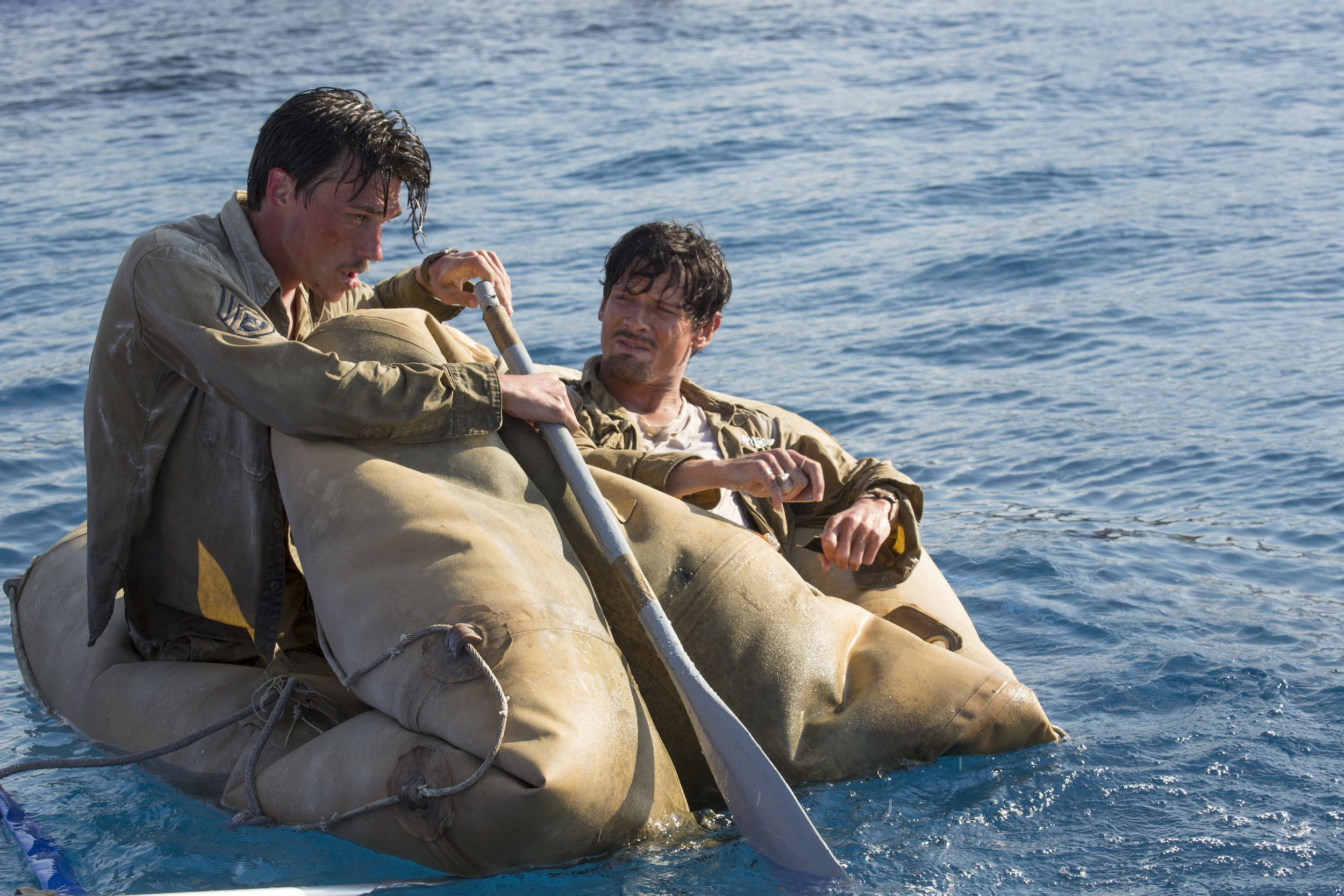 Louis Zamperini Survived A Mind Boggling 47 Days Stranded At Sea Unbrokenmovie Talking Picture I Movie Favorite Movies