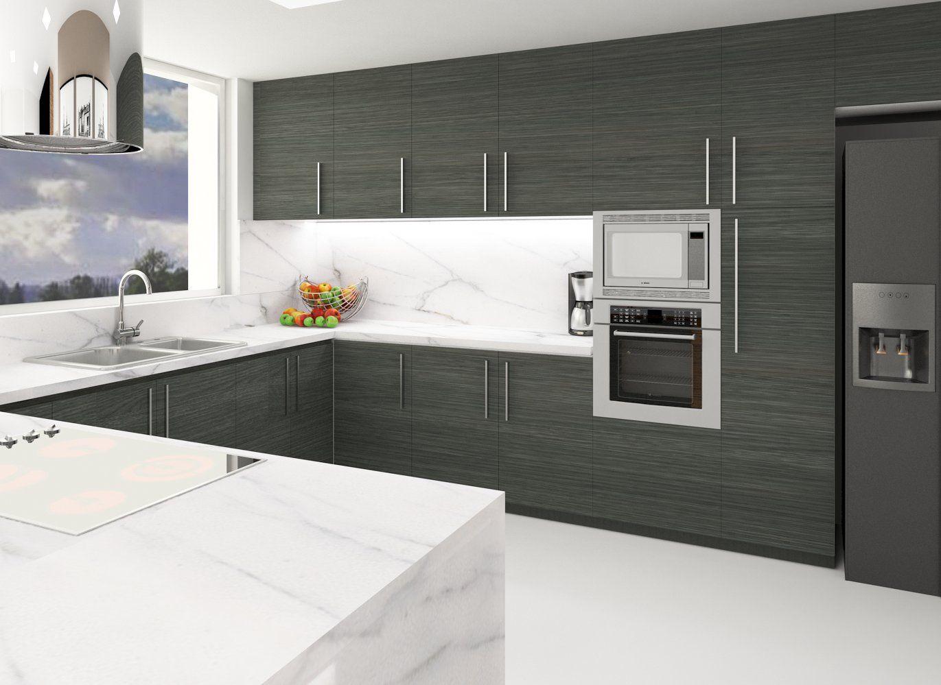 Diseño cocina moderno contemporaneo.   Diseño Interior   Pinterest ...