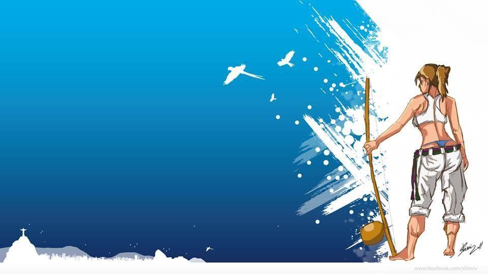 Capoeira Wallpaper Capoeira Desenho Arte Artes