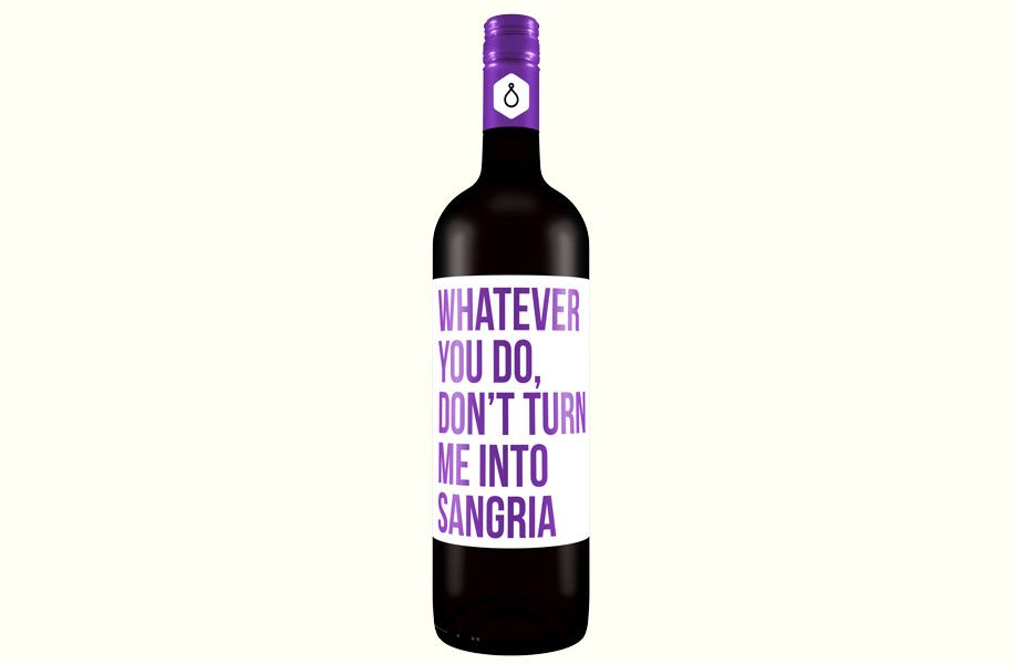 Honest (and funny) Wine Labels That Know Why You Are Buying Them by Jeff Licciardello and Adam Teeter | @demilked