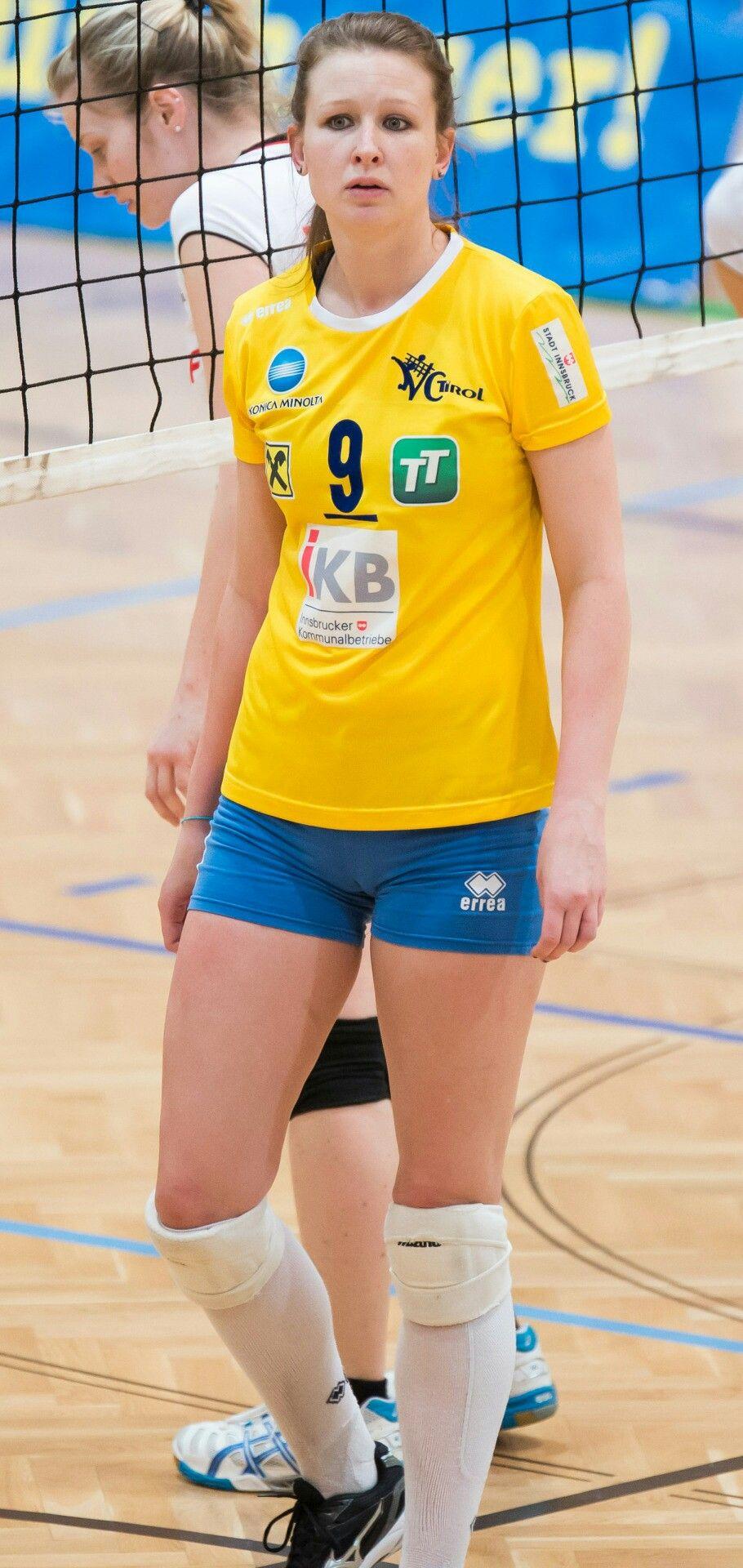 Girls volleyball cameltoe