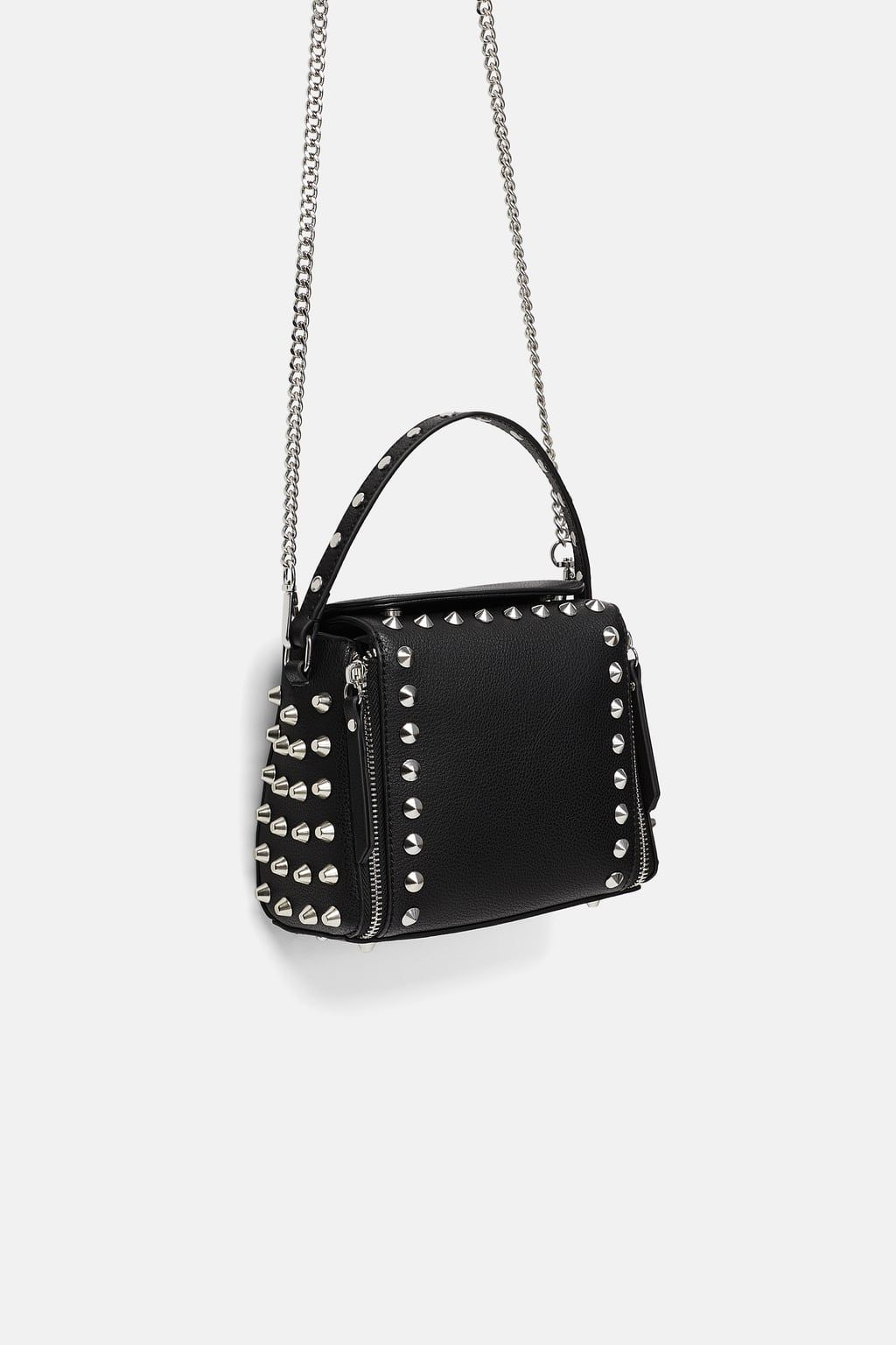 7996288b4c2930 Rocker crossbody bag in 2019 | Stuff to Buy | Zara bags, Bags ...