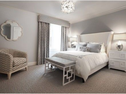 what colour carpet goes with grey walls - Google Search | Master ...
