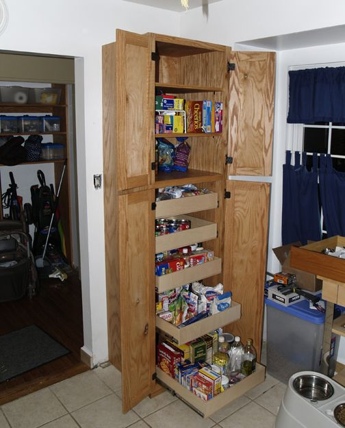9 Awesome Kitchen Pantry Cabinet Plans Photo Ideas