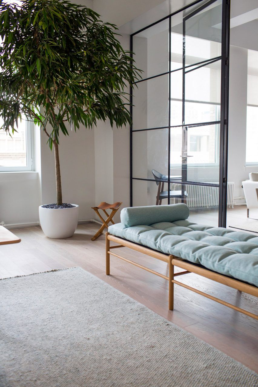 Architecte D'intérieur New York Carl Hansen Son S New York Showroom Modern Architecture
