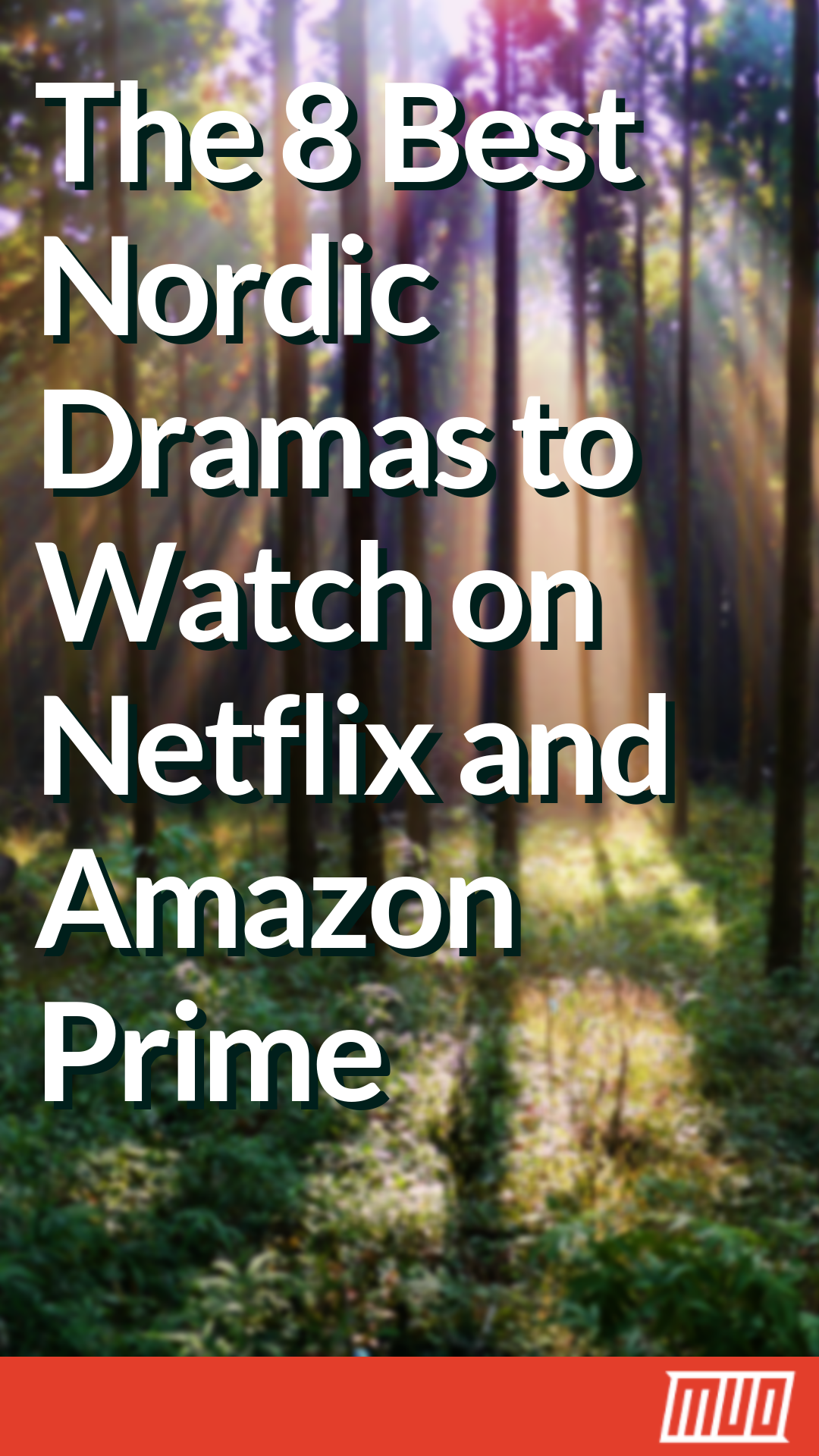 The 8 Best Nordic Noir Dramas On Netflix And Amazon Prime Amazon Prime Tv Shows Netflix Amazon Movies