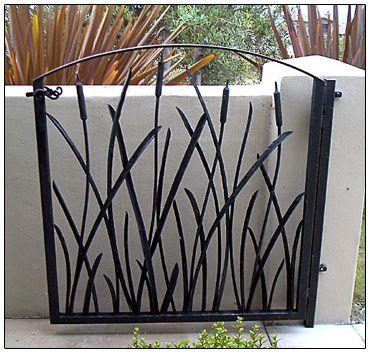 Wrought Iron Gate 012 Iron Garden Gates Wrought Iron Gates Iron Gates