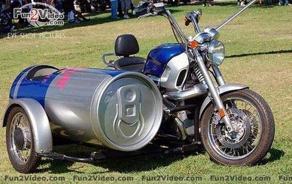 Redbull Motorcycle Side Cars Are Awesome Motorcycle Sidecar Sidecar Motorcycle